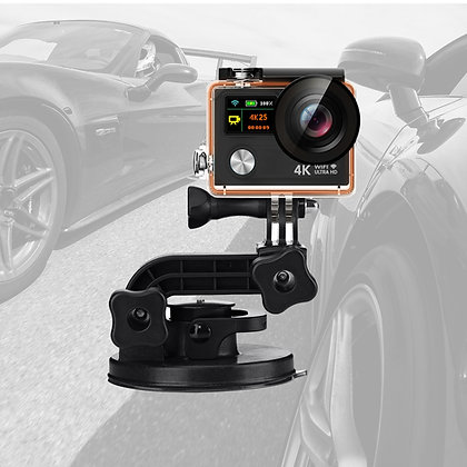 BeHD suction cup mounts