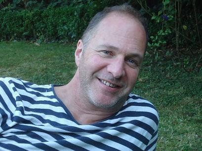 David Harper owner of Curious Fish Websites