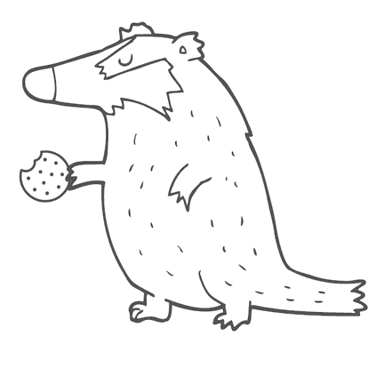 Icon of The Chubby Badger bakery