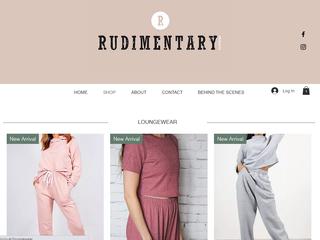 Rudimentary Clothing