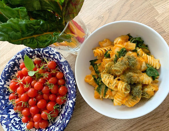 Vegan and plant-based food from Wivenhoe Kitchen