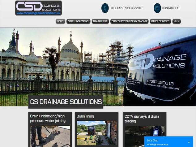CS Drainage Solutions Ltd.