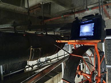 CCTV of drains