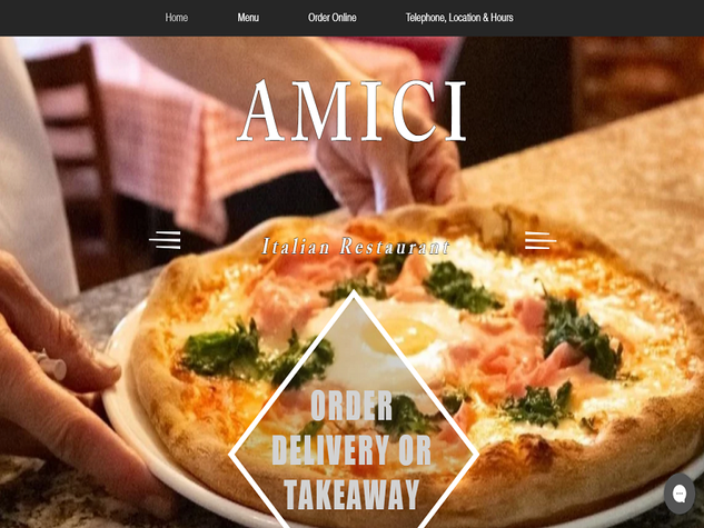 Amici Italian Restaurant and Pizzeria