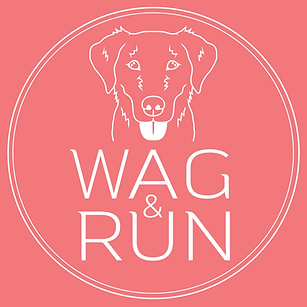 Logo of Wag & Run dog walking field
