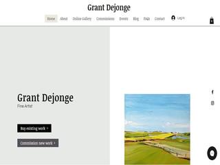 Grant Dejonge