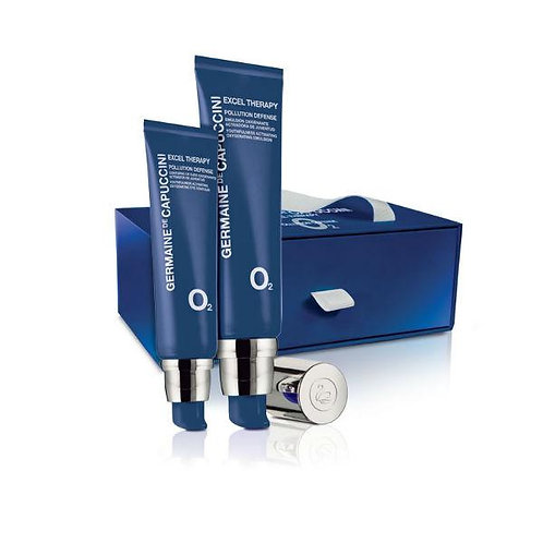 Excel Therapy O2 Pollution Defense Gift: Emulsion