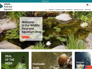 Wildlife Pond and Aquarium.