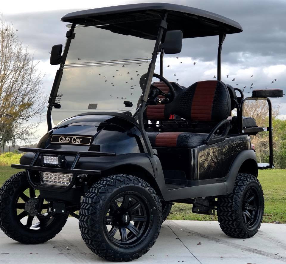 Le And Register Your Golf Cart