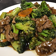 Beef with Broccoli 西蘭牛肉