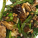 Shredded Duck Meat w. String Bean in XO Sauce w. Ground Pork