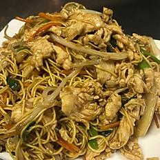 Lo Mein (Choice of Shrimp, Beef, Chicken, Roast Pork or Vegetable) 各式撈麵