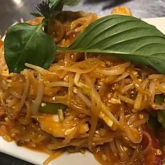 Pad Thai Shrimp 泰式蝦炒粉
