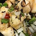 Salt Baked Squid in Five Spice Flavor 椒鹽鮮魷