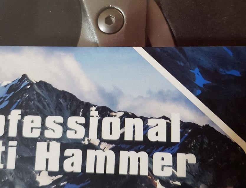 Hammer Tool One Unit Set