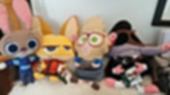 Zootopia Toys Collection jpg