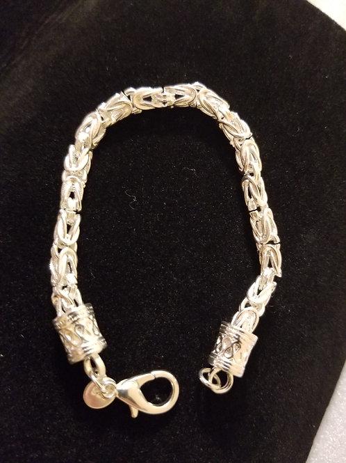 BYZANTINE Sterling Silver Bracelet