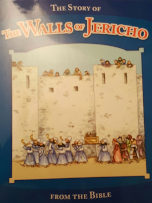 The Walls of Jericho Children Bible Story