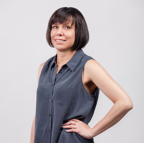 Iryna Bugayova