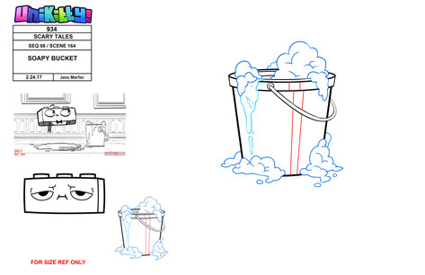 """Prop and EFX Design for """"Unikitty!"""""""