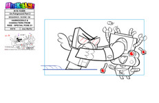 Special Pose from Unikitty!