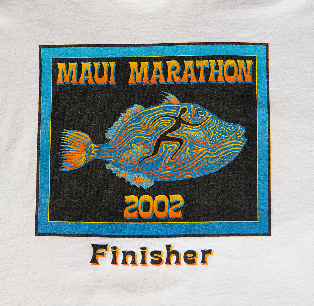 2002 Maui Marathon