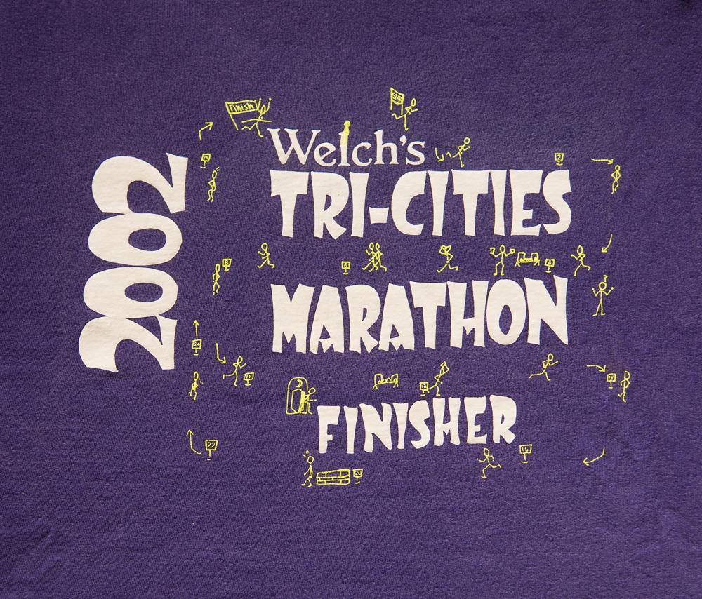 2002 Tri-Cities Marathon