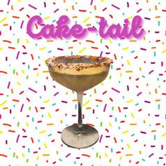 Cake-tail