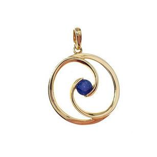 MP23 - 14KY DIAMOND CUT BLUE