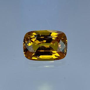Fancy Golden Sapphire