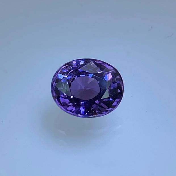 Fancy Purple Sapphire