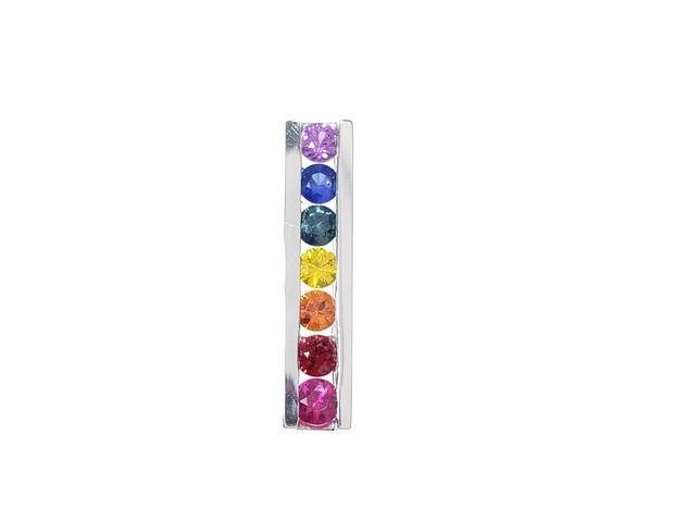 CP002 - 14KW DIAMOND CUT RAINBOW SAPPHIRE