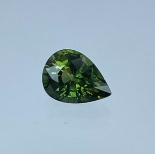 Fancy Green Sapphire