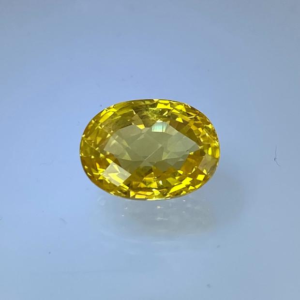 Fancy Yelllow Sapphire
