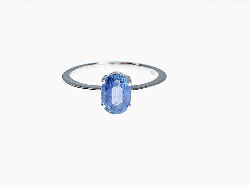 SRP102-SS-OVAL-BLUE-SAP-SZ7