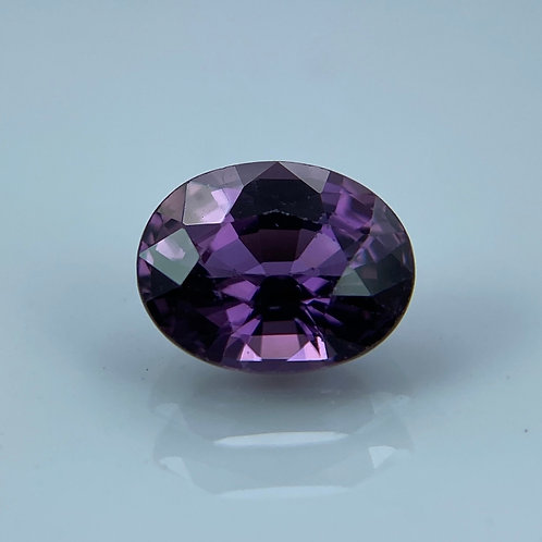 NON TREATED FANCY PURPLE SAPPHIRE