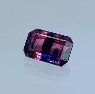 Bi-color Fancy Sapphire