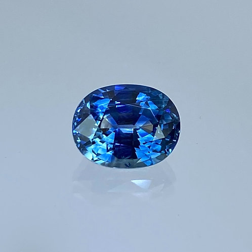 HEAT TREATED BLUE SAPPHIRE