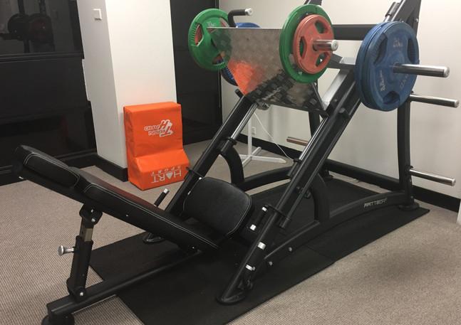 DP Health - Leg Press Machine