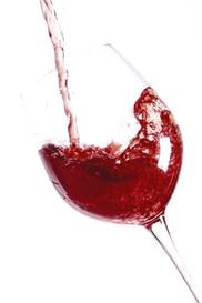 כוסות יין קריסטל