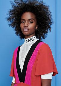 Karl Lagerfeld Lookbook SS20 - Women-16.
