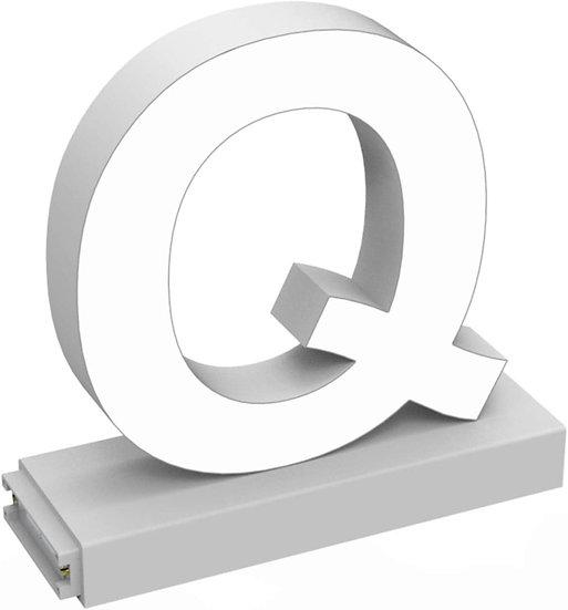 "MAGLED ""Q"" TABLE-TOP LED Signage with Adjustable 6500K CCT 6500K Brightness"