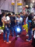 Ferias con publicidad móvil