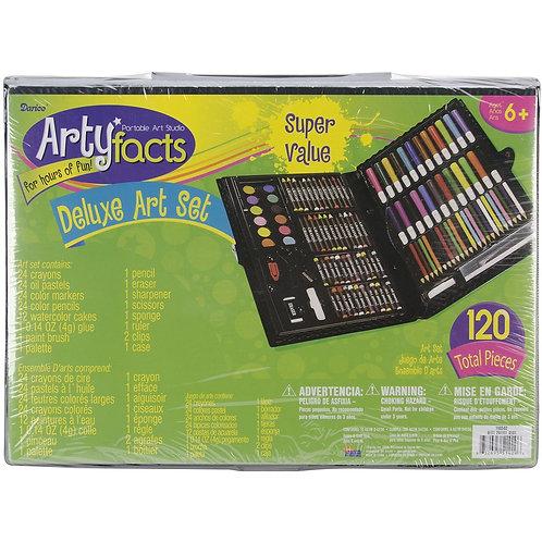 120 Piece Art Set