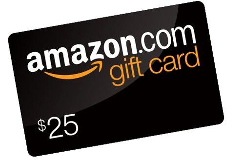 Amazon $25 e-Gift Card