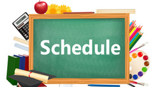 How to schedule your student's day using our Pre-College Prep Curriculum