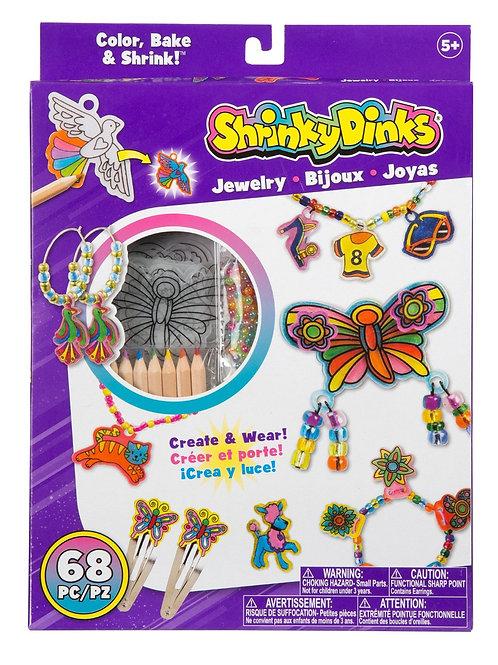 Shrinky Dinks Jewelry