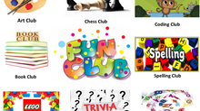 FunClubs for this Week