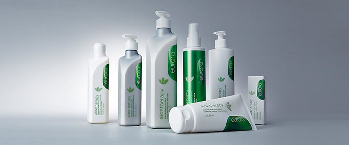 Eufora Aloetherapy Hair Care Product Col