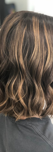 Dimensional Bob Haircut created by Winni